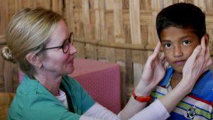 Lia Harris MedGlobal Volunteer