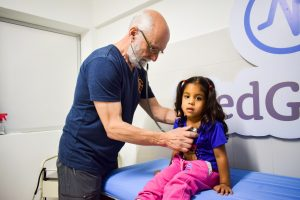 MedGlobal establishes a clinic in Columbia to serve Venezuelan migrants