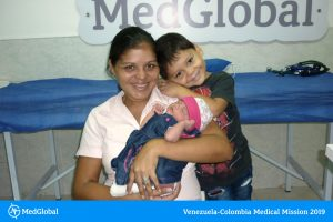 Venezuelan migrants in Cucuta receive care in MedGlobal clinic
