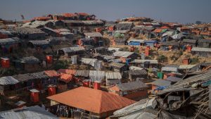 Cox Bazar Camp Rohingya