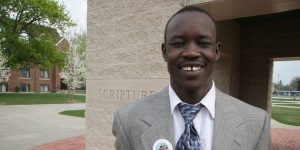 Dr. Jacob Atem joins MedGlobal as Advocacy Coordinator