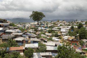 Bangladesh refugee Camp