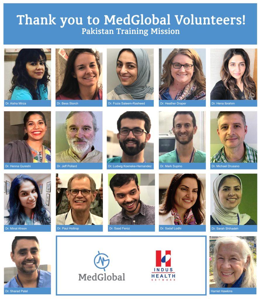 Pakistan Volunteer Team