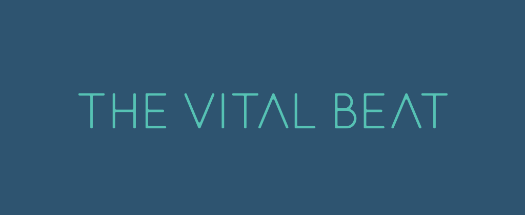 the vital beat logo