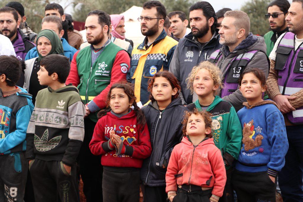 Idlib Press Conference