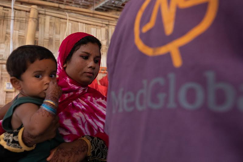 Rohingya in Bangladesh Clinic 2