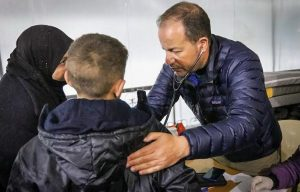 Dr. Zaher Sahloul in Syria