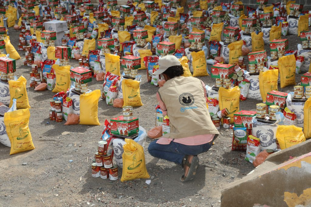 Yemen Food and Nutrition Baskets